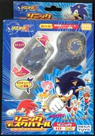 SegaToys SonicX DeskBattle Sonic