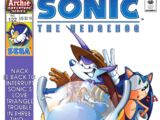 Archie Sonic the Hedgehog Issue 122