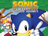 Archie Sonic Archives Volume 1