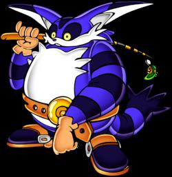 Sonic AdventureBig