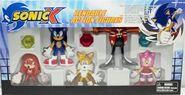 Sonic X Bendy figures 2