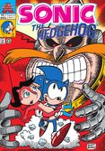 Sonic mini series issue 1