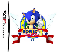 Sonic the Hedgehog 3DS cover