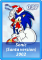 Card 037 (Sonic Rivals)