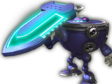 Egg Fighter: Shield (Electric shield)
