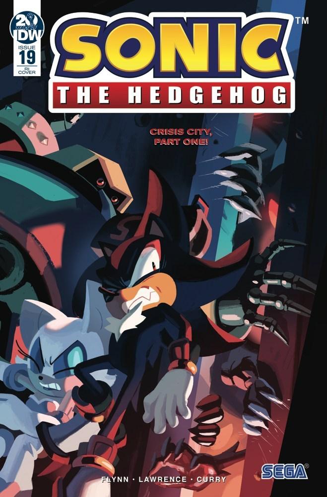 Idw Sonic The Hedgehog Issue 19 Sonic News Network Fandom
