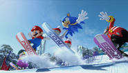 Mario Sonic Olympic Winter Games Opening 20
