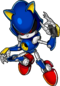Metal Sonic Channel art 1