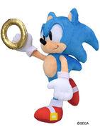 Sega JP Plush ClassicSonic