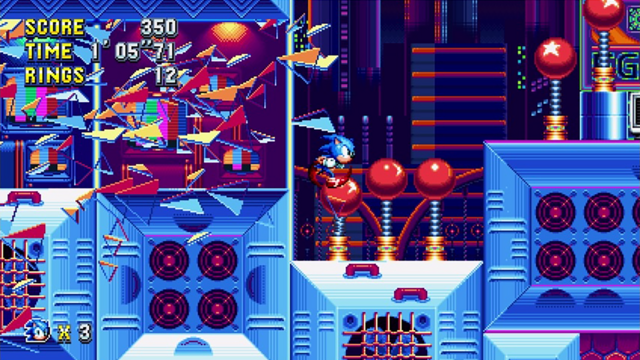File:Sonic-Mania-Studiopolis-Zone-Breaking-Through-Glass-Wall.png