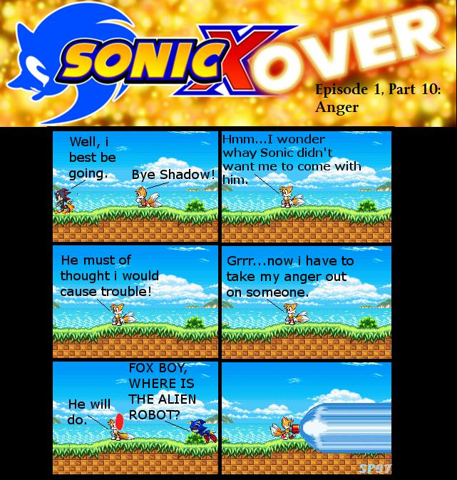 SonicXover10