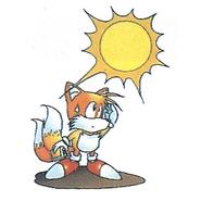 Sonic 2 warning 7