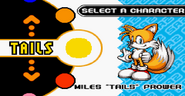 Sonic Advance 2 menu 5