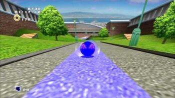 Sonic Adventure 2 (PS3) City Escape Mission 3 A Rank