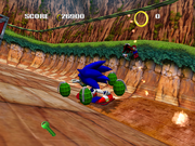 Sonic Extreme Screen