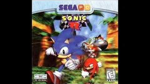 "Sonic R Soundtrack ""Super Sonic Racing""-0"