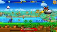 Sonic Runners screen 13