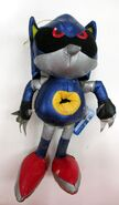SonictheFighters Plush Metal