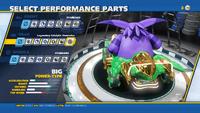 Big Legendary Catalytic Converter Rear
