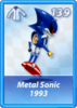 Card 139 (Sonic Rivals)