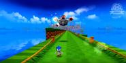 Classic Sonic Sonic Dash