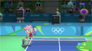 Mario & Sonic at the Rio 2016 Olympic Games - Amy Table Tennis