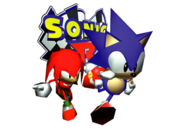 R Sonic i Knuckles