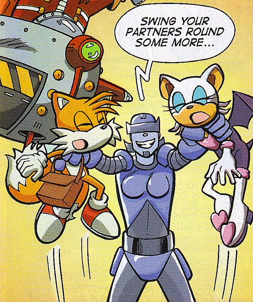 Cartoon hook up sonic and rouge have sexual harassment