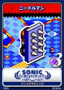 Sonic Labyrinth karta 12