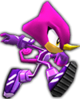 Sonic Rivals 2 - Espio the Chameleon costume 1