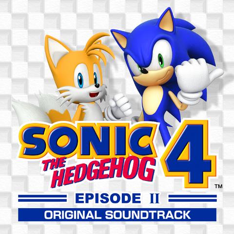 File:Sonic the Hedgehog 4 Episode II Original Soundtrack.png