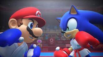 『マリオ&ソニック AT 東京2020オリンピック™』オープニングムービー
