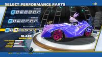 Blaze Dimension Shifters Wheels