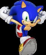 Dash Sonica art