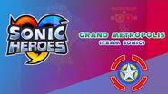 Grand Metropolis (Team Sonic) - Sonic Heroes