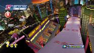 Mario Sonic Olympic Winter Games Gameplay 172