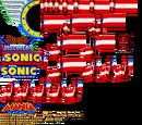 Sonic Mania/Beta elements