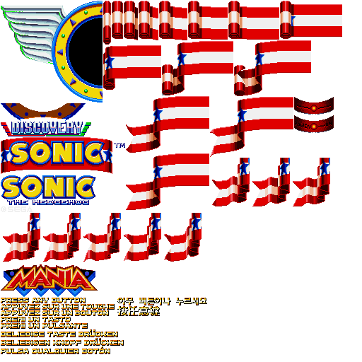 Sonic Mania/Beta elements | Sonic News Network | FANDOM powered by Wikia