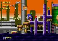 Sonic 2 oil ocean zone