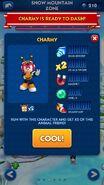 Sonic Dash Charmy unlocked