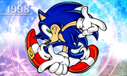 Sonic Generations 3DS artwork 16