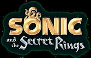 Sonic and the Secret Rings logo