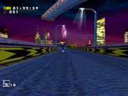Speed Highway DC Sonic 24