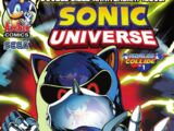 Archie Sonic Universe Issue 50