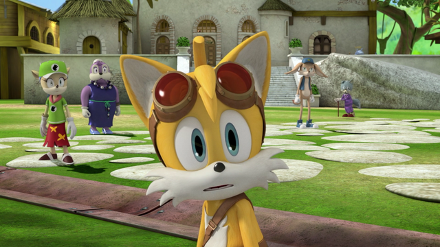 File:Villagers and Tails.png