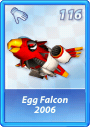 Card 116 (Sonic Rivals)