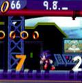 Eggman's Base - Sonic X (game)