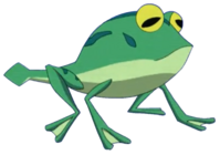 Froggy Sonic X 2