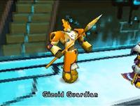 Gizoid guardian