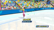 Mario Sonic Olympic Winter Games Gameplay 078